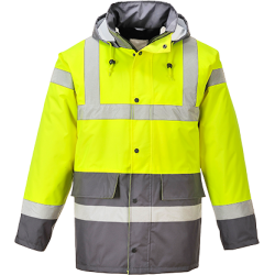 Parka Bicolore Traffic - Portwest