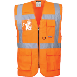 Gilet Hi-Vis Executive - Berlin - Portwest