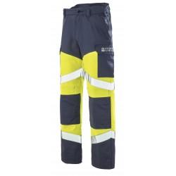 Pantalon haute visibilité...