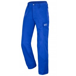 Pantalon multirisques bleu...