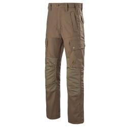 Pantalon de travail uni...