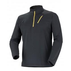 T-Shirt Zippé manches...