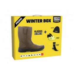 WINTERBOX - la box hiver qui tient au chaud sur les chantiers