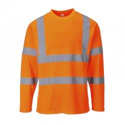 T-Shirt Haute-Visibilité manches longues - S278 - Portwest