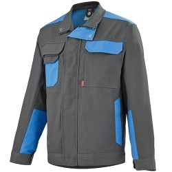 Blouson Grenat Work Color -...