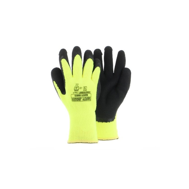 Gants hiver haute visibilité CONSTRUHOT - SAFETY JOGGER