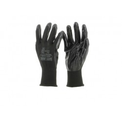 Gants noir en nitrile SUPERPRO - Safety Jogger