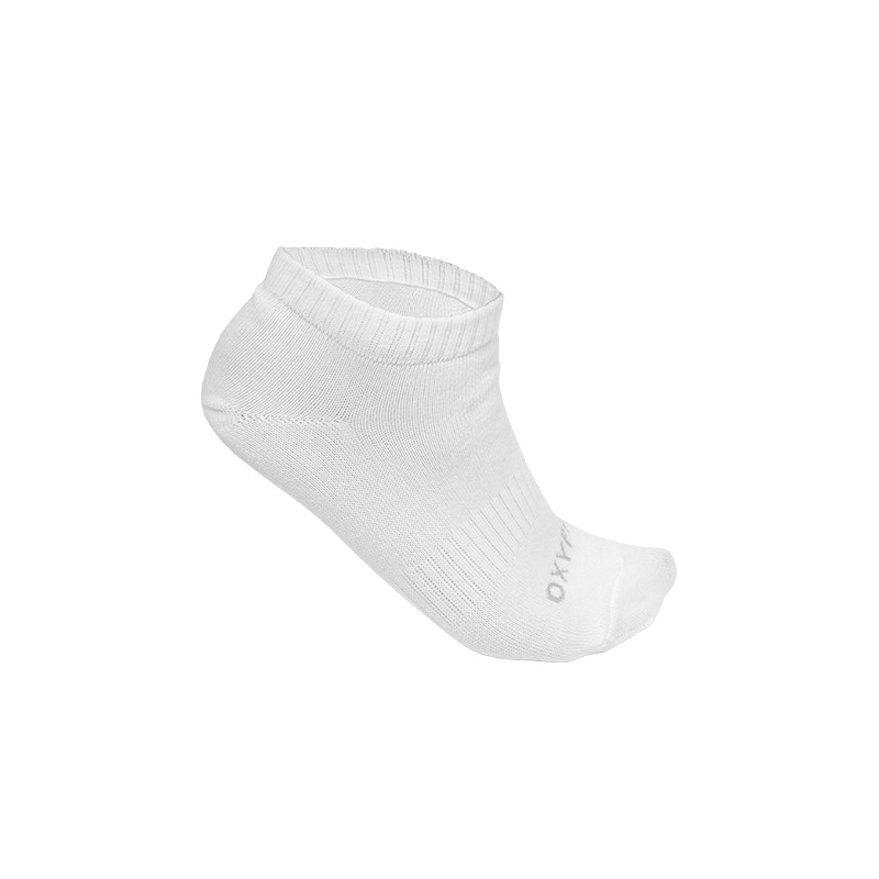 Socquettes confortables blanches OXYSOCKS - OXYPAS