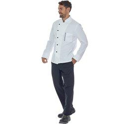 Veste de cuisine mixte manches longues ALAIN - Lafont