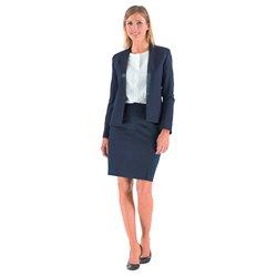 Veste de service femme 1 crochet EXPRESSO - Lafont