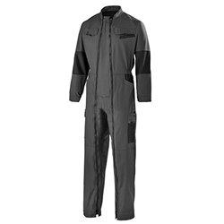 Combinaison de travail 2 zip polyester FACITY- CEPOVETT SAFEFTY