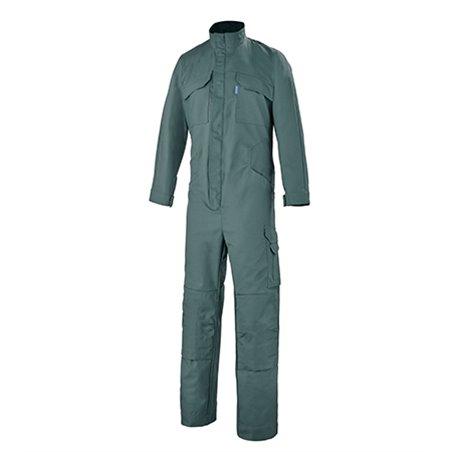 Combinaison de travail 1 zip protection genoux KROSS LINE - CEPOVETT SAFEFTY