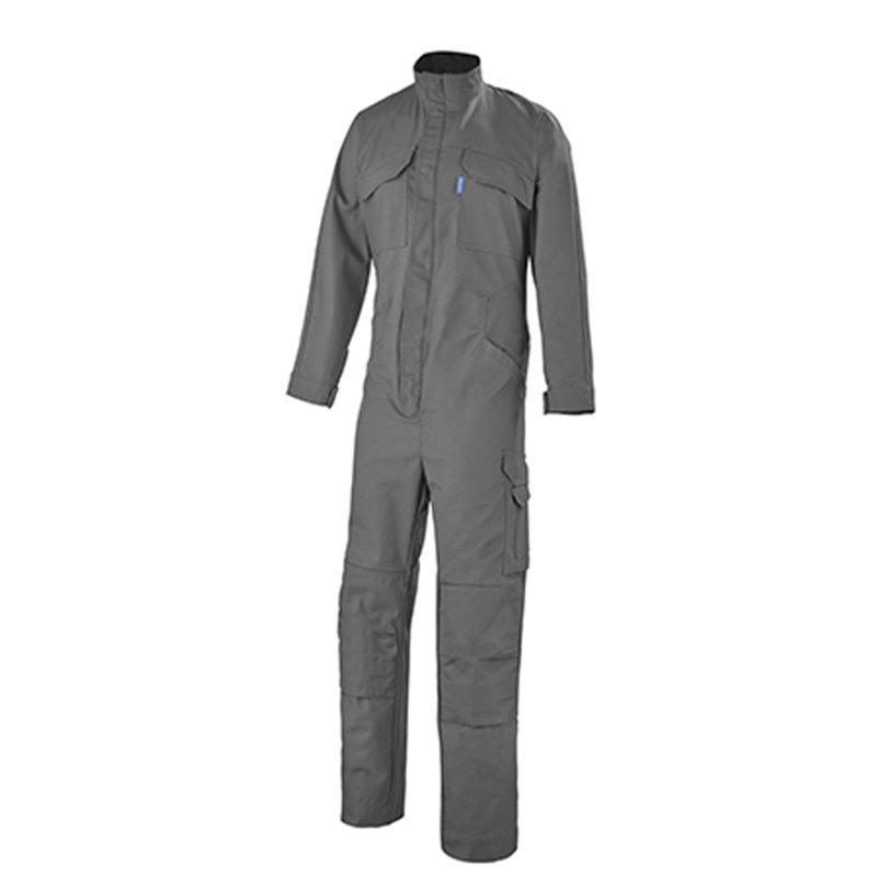 Combinaison de travail 1 zip protection genoux KROSS LINE PC - CEPOVETT SAFEFTY