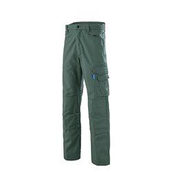 Pantalon de travail avec genouillères KROSS LINE PC - CEPOVETT SAFEFTY