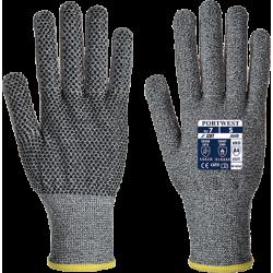 Gant de protection anti-coupures Sabre àpicots PVC - Portwest