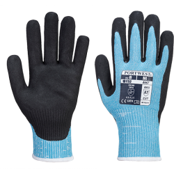 Gant nitrile anti-coupure Claymore AHR - Portwest
