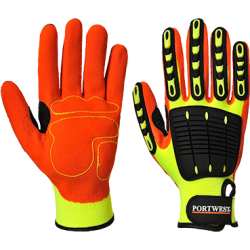 Gants de protection anti-impact Grip Mousse Nitrile - Portwest
