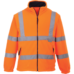 Polaire HiVis doublée filet - Portwest
