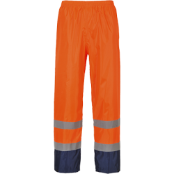 Pantalon de pluie Hi-Vis bicolore  - Portwest