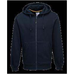 Sweatshirt Zippé à capuche Nickel - Portwest