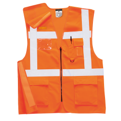 Gilet Executive Rail RIS - Portwest