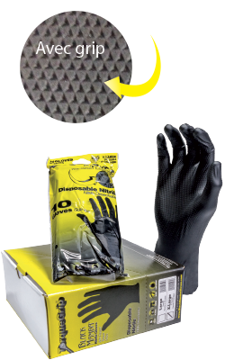 gants blackMAMBA gamme TORQUE GRIP